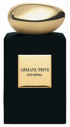 Armani Privé Oud Royal (R2 400 vir 100 ml EDP)  FOTO: verskaf