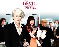 Meryl Streep, Anne Hathaway, The Devil Wears Prada