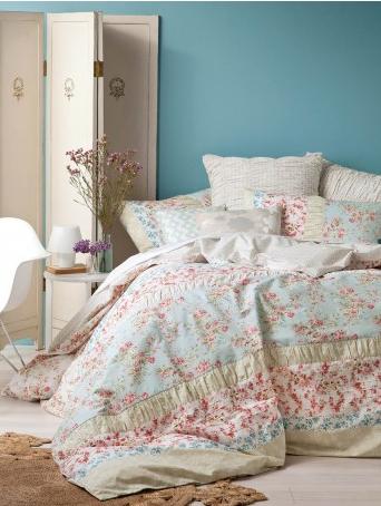 Tanina Double Duvet Set In Multi-colour
