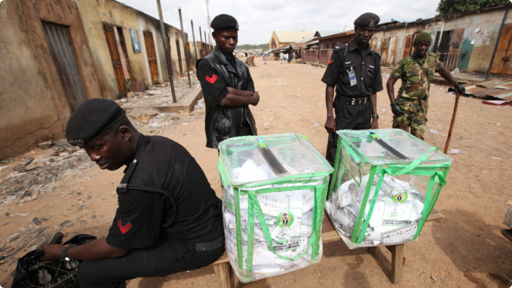 police,election