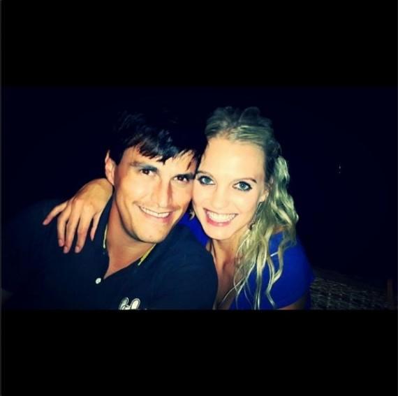 Leandie en haar kêrel, Alex. FOTO: Instagram (@leandiedurandt)