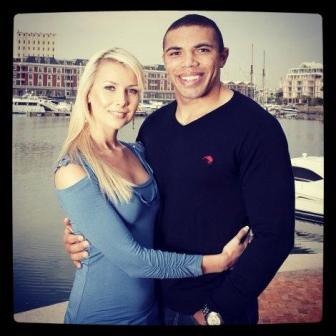 Janine en Bryan. FOTO: Facebook