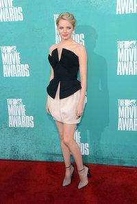 Emma Stone by die MTV-fliek-toekennings
