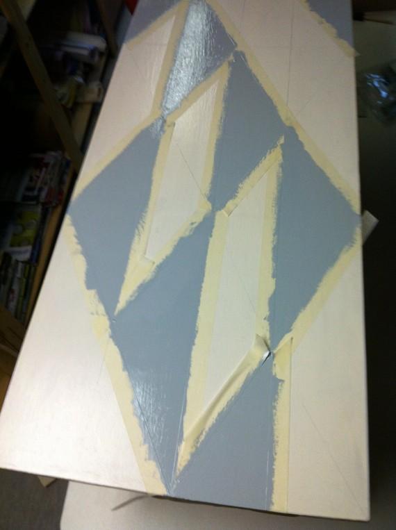Geometriese tafel