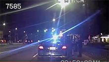 WATCH: US officers help deliver baby after pulling over speeding car