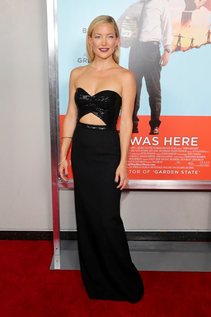 Kate Hudson by die première van Wish You Were Here FOTO: Gallo Images / Getty Images