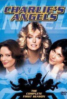 Farrah Fawcett as een van die Charlie's Angels