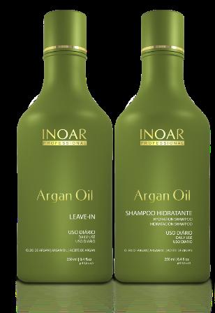 Argan Oil Home Care System