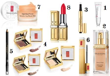 Gebruik dié produkte van Elizabeth Arden om Leslie Mann se skoonheid grimeervoorkoms by die Golden Globes te herskep
