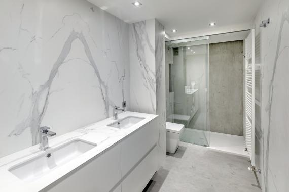 Badkamer Dekor Idees : Maak jou badkamer nuut idees