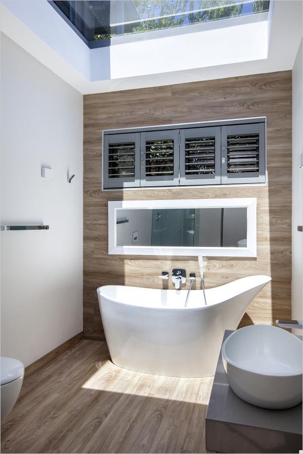 Maak jou badkamer nuut - 6 idees