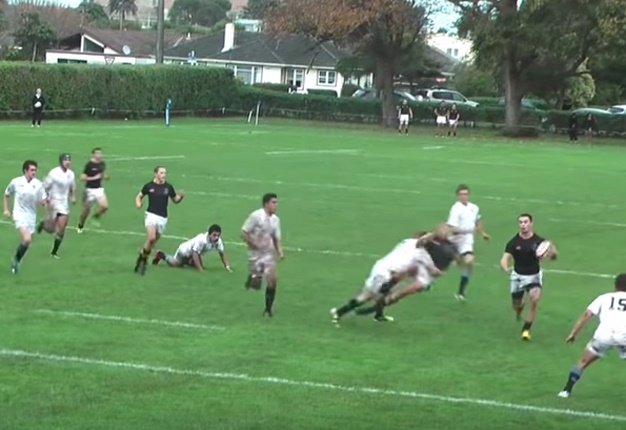 Amateur rugby's biggest hits | Sport24