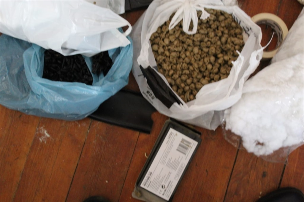 Police have found drugs worth more than R1 million in Polokwane.