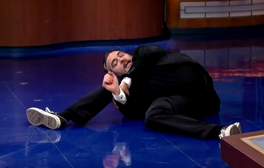 FOTO: Youtube Late Show with David Letterman