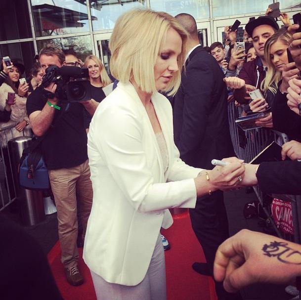 FOTO: Instagram  @britneyspears
