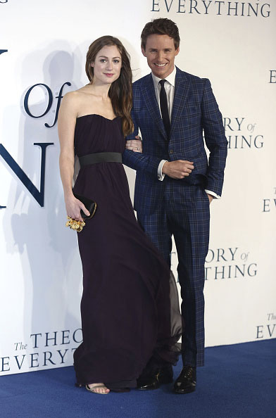 """The Theory Of Everything"" - UK Premiere - Red Carpet Arrivals"