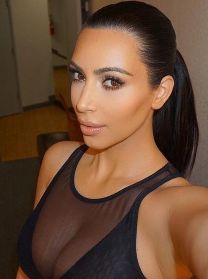 FOTO: Instagram  kimkardashian