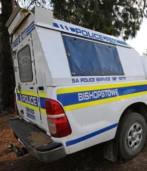 The police investigate a robbery on a farm in Bishopstowe after four men, one armed with a gun, entered the house and stole R14 500.