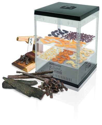 Mellerware Biltong Food Dehydrator and Shelf