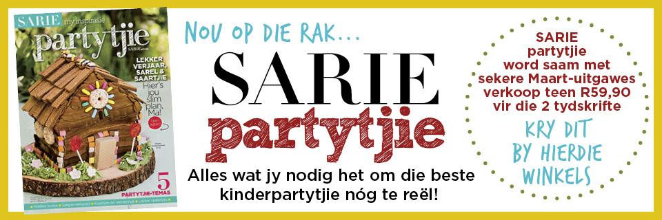 Fader SARIE partytjie
