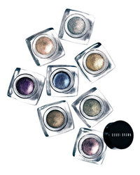 Bobbi Brown metallic longwear shadows