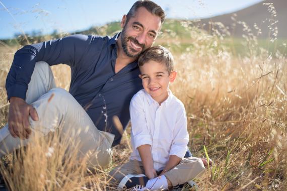Ramzi en Deen. FOTO: Love Alda, 'n Nikon-geassosieerde fotograaf