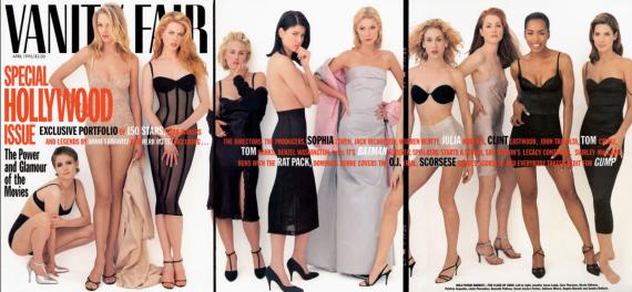 FOTO: Vanity Fair-voorblad