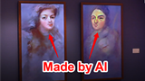 Watch: this infinite artwork is generated by an AI 'brain'