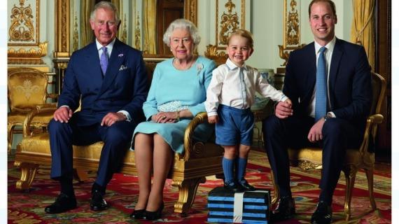 FOTO: Royal Mail / PA