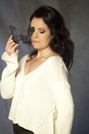Fantasie-vlinder!