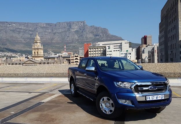 <B>NEW AUTO 'BOX:</B> Ford SA has fitted its Ranger 2.2 double-cab with a six-speed auto. Will the new auto help boost local sales? <I>Image: Wheels24 / Charlen Raymond</I>