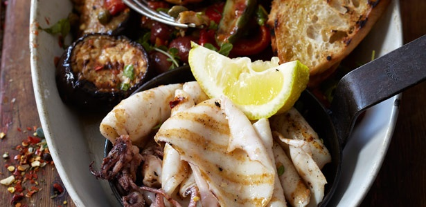 recipe, grill, seafood