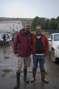 Jay en André Odendaal