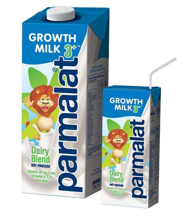 Parmalat Growth Milk