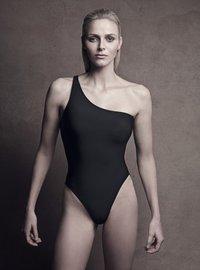 Charlene Wittstock vir Vogue