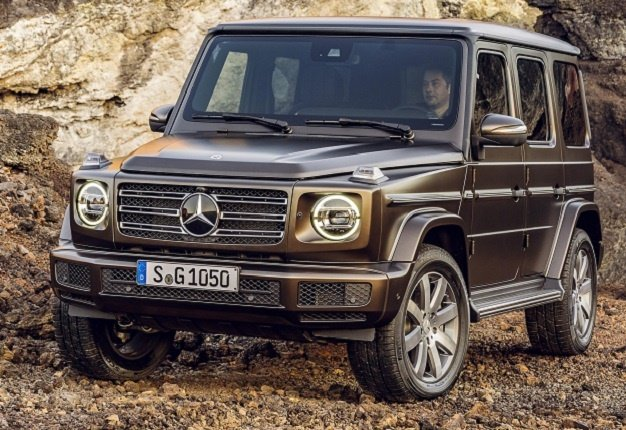 New Mercedes G-Class revealed: Here's all you need to know ...