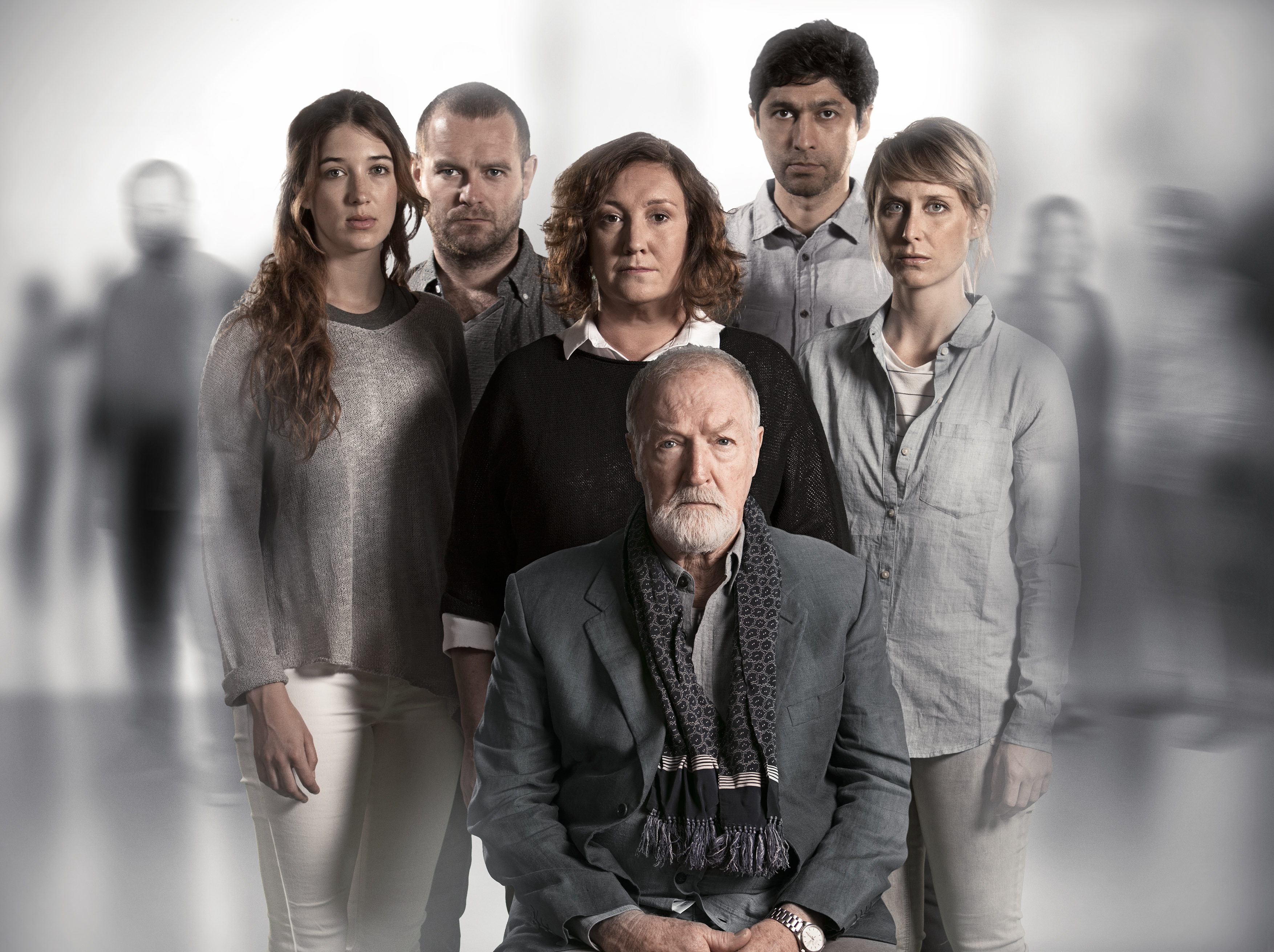 The Father Cast Photo