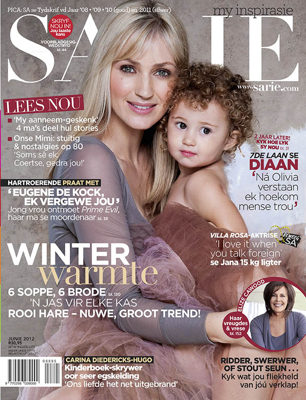 SARIE JUNE 2012 COVER
