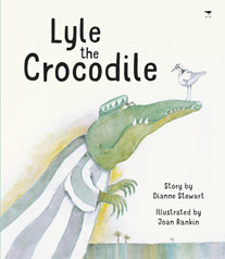 Lyle The Crocodile COVER Eng