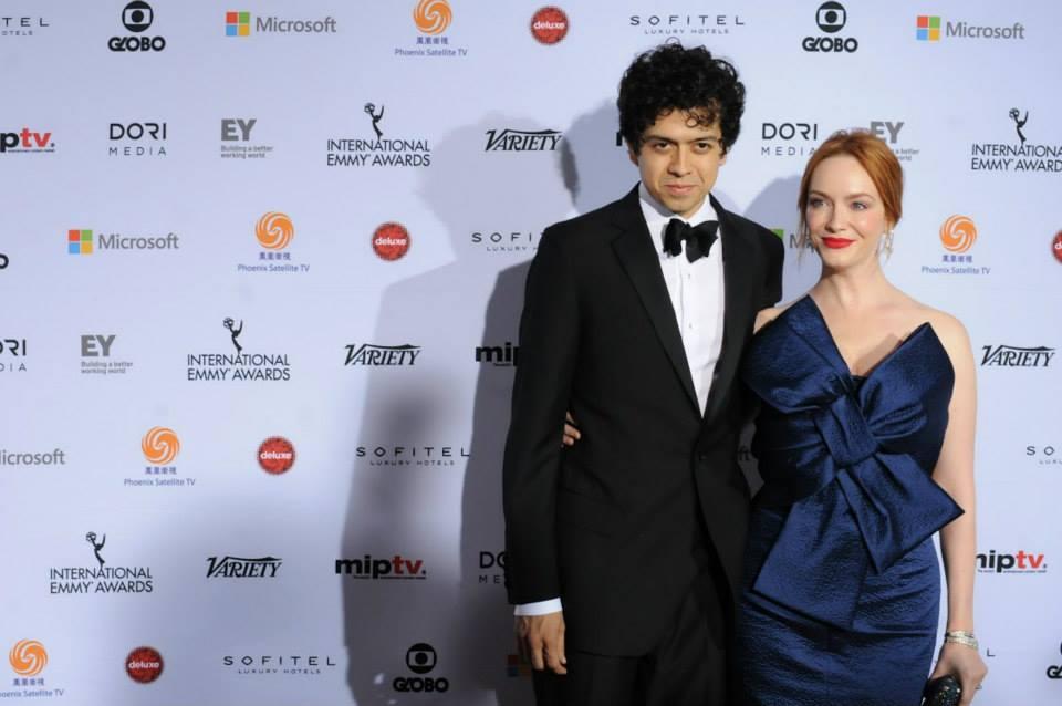 FOTO: Facebook  International Emmy Awards