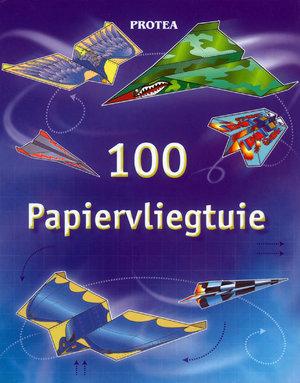 100 Papiervliegtuie