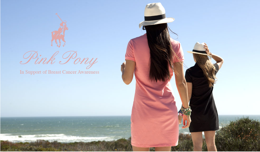 Polo Pink pony October 2014