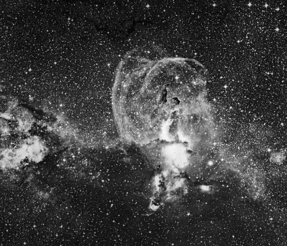 Die Melkweg. FOTO: David Block