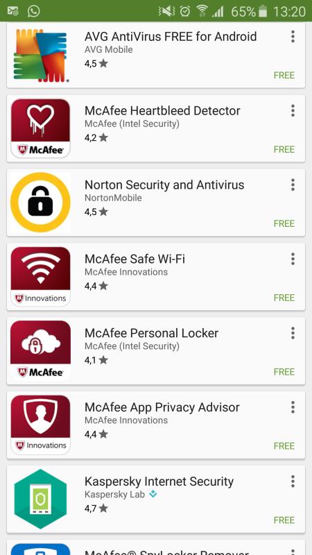 veilig internet beskerm