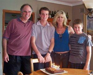 Christian se 14de verjaardag