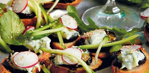 recipe, starter, vegetables
