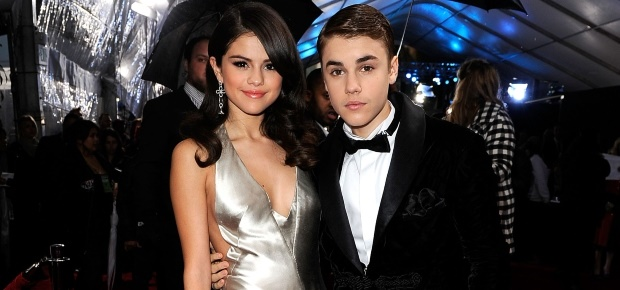 Justin Bieber and Selena Gomez. Photo. (Getty images/Gallo images)