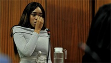 WATCH LIVE: Cheryl Zondi takes the stand for a third day