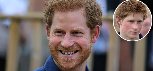 IN PICTURES: Prince Harry turns 33 today!