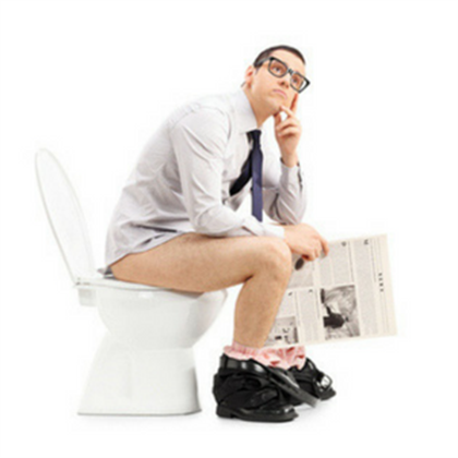 Gallery of how to relieve constipation on the toilet